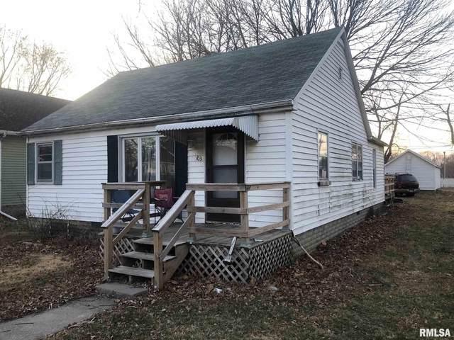 103 S Bogardus Street, Elkhart, IL 62634 (#CA1005474) :: Paramount Homes QC