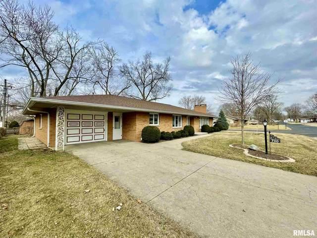 700 S Hilldale Avenue, Eureka, IL 61530 (#PA1222776) :: The Bryson Smith Team