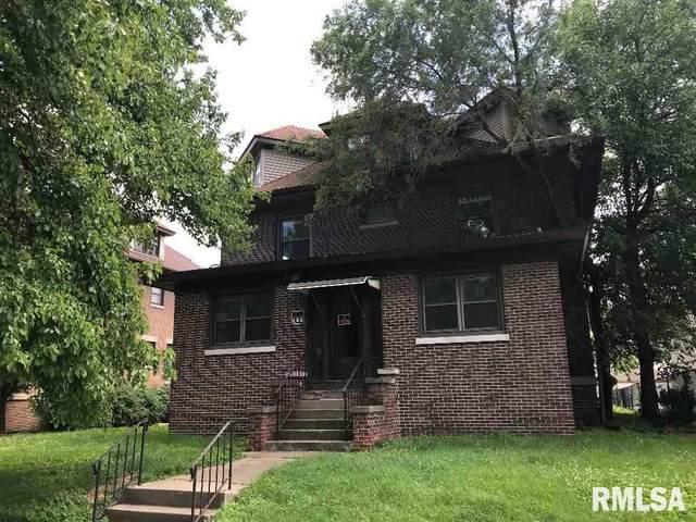 110 S Grand Avenue West, Springfield, IL 62704 (#CA1005498) :: Killebrew - Real Estate Group