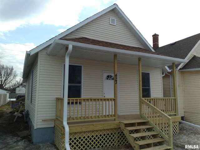 423 1ST Avenue, Clinton, IA 52732 (#QC4219483) :: Killebrew - Real Estate Group