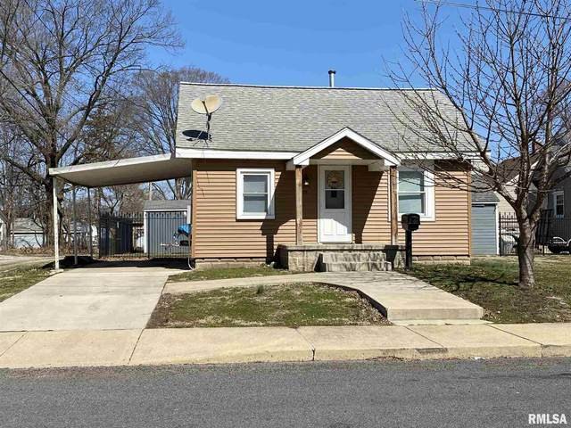 2807 W Kenwood Avenue, West Peoria, IL 61604 (#PA1222822) :: Nikki Sailor | RE/MAX River Cities