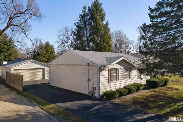 941 Lincoln Street, Galesburg, IL 61401 (#CA1005557) :: Kathy Garst Sales Team