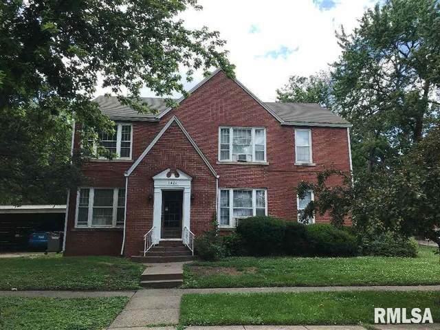 1401 S Spring Street, Springfield, IL 62704 (#CA1005580) :: Killebrew - Real Estate Group