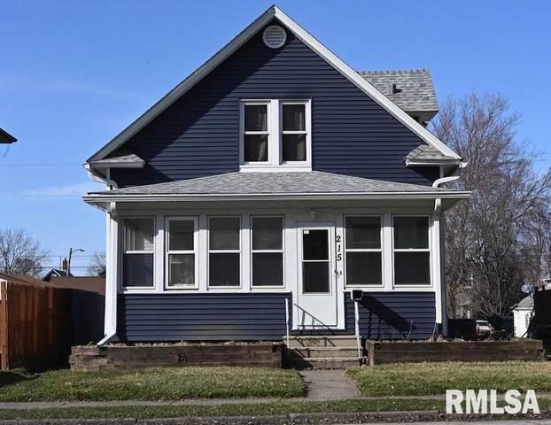 215 17TH Avenue, East Moline, IL 61244 (#QC4219607) :: Nikki Sailor   RE/MAX River Cities