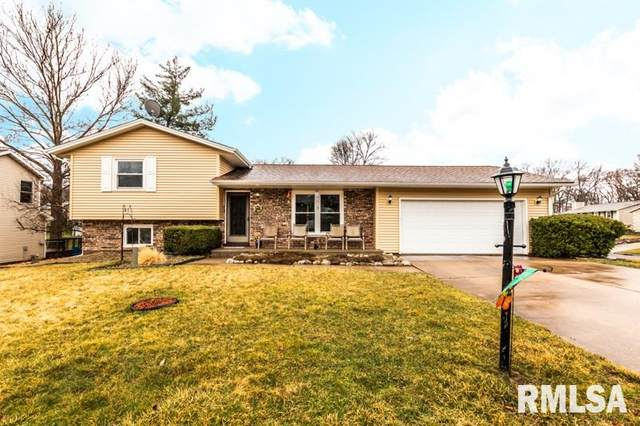 106 Woodland Hills Drive, East Peoria, IL 61611 (#PA1222955) :: The Bryson Smith Team