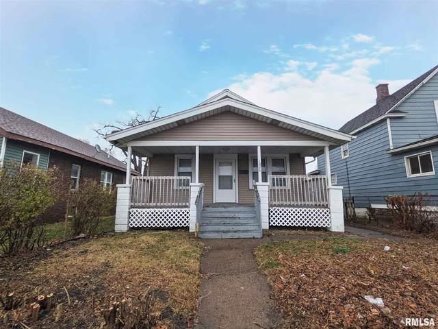 1026 13TH Street, East Moline, IL 61244 (#QC4219677) :: Paramount Homes QC
