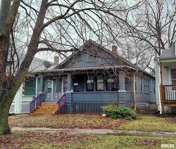420 E Arcadia Avenue, Peoria, IL 61603 (#PA1223087) :: Paramount Homes QC