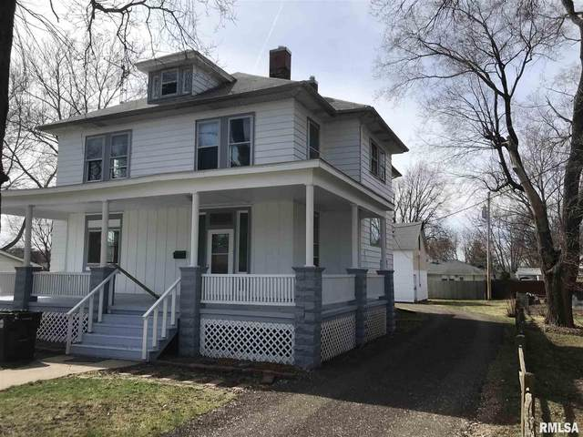 511 Palmer Avenue, Lincoln, IL 62656 (#CA1005704) :: Kathy Garst Sales Team