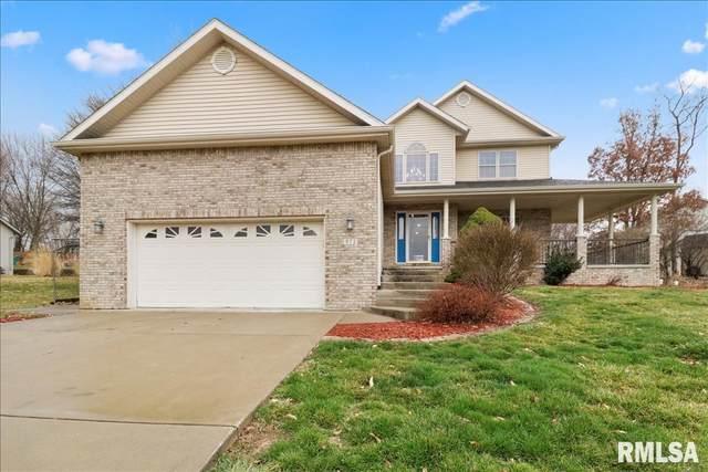 972 Chukker Lane, Springfield, IL 62712 (#CA1005710) :: Kathy Garst Sales Team