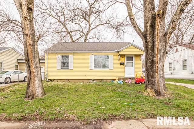 925 S Laramie Street, Peoria, IL 61605 (#PA1223214) :: Killebrew - Real Estate Group