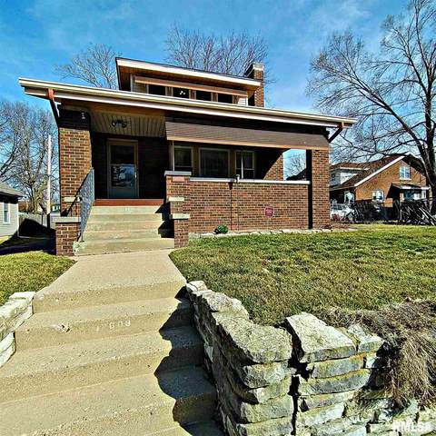 2608 N Bigelow Street, Peoria, IL 61604 (#PA1223234) :: Killebrew - Real Estate Group