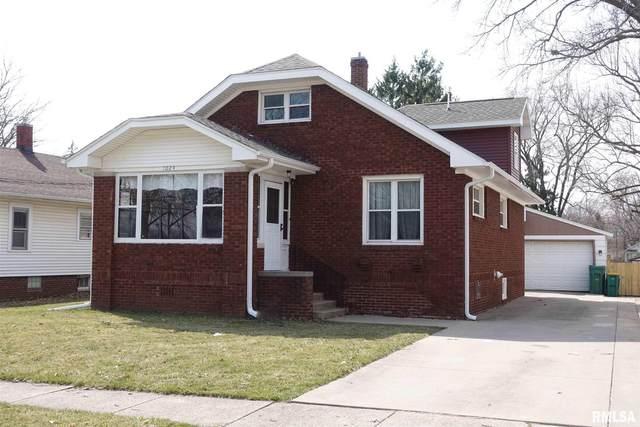 1024 Brown Avenue, Galesburg, IL 61401 (#CA1005761) :: Kathy Garst Sales Team