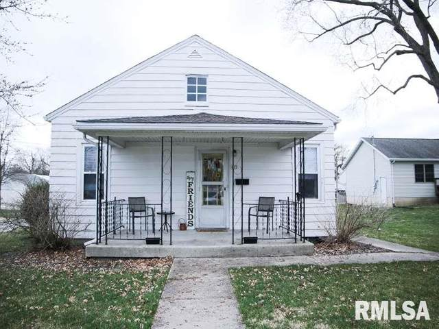 112 E Church Street, Pleasant Plains, IL 62677 (#CA1005805) :: RE/MAX Professionals