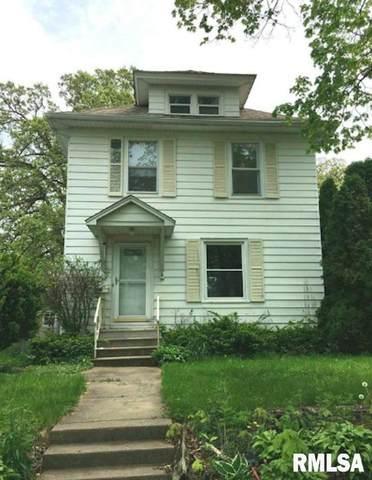 1531 29 1/2 Street, Rock Island, IL 61201 (#QC4219966) :: Paramount Homes QC