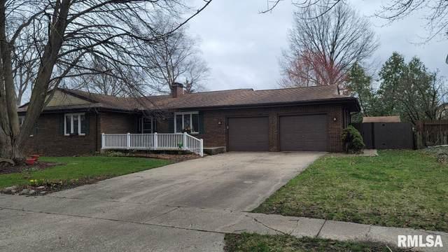 106 Wing Foot Drive, Springfield, IL 62704 (#CA1005842) :: Kathy Garst Sales Team