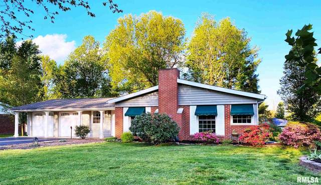 209 Westernaire Drive, Marion, IL 62959 (#QC4220050) :: RE/MAX Preferred Choice