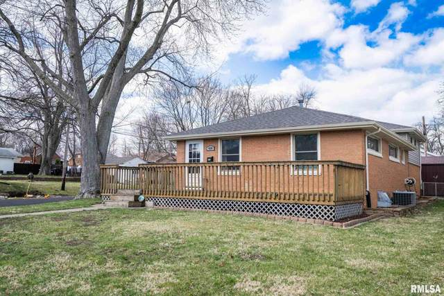 4201 N Columbus Avenue, Peoria, IL 61614 (#PA1223435) :: Killebrew - Real Estate Group
