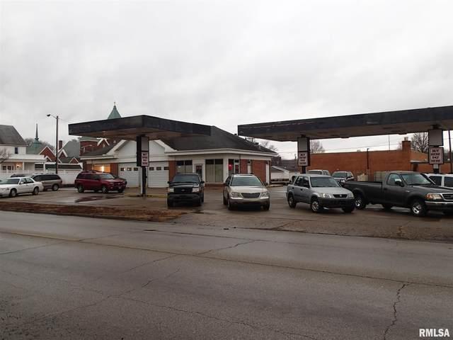 103 S Logan, Lincoln, IL 62656 (#CA1005925) :: Kathy Garst Sales Team