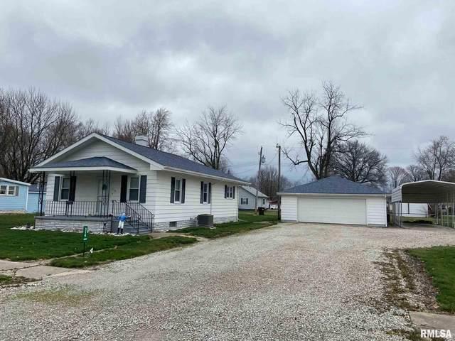 314 Willow Street, Kincaid, IL 62540 (#CA1005957) :: Kathy Garst Sales Team