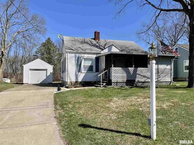 519 Sunset Drive, Eureka, IL 61530 (#PA1223530) :: RE/MAX Preferred Choice