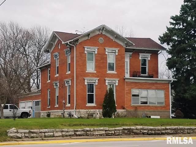 621 N Main, Monmouth, IL 61462 (#CA1006004) :: Kathy Garst Sales Team