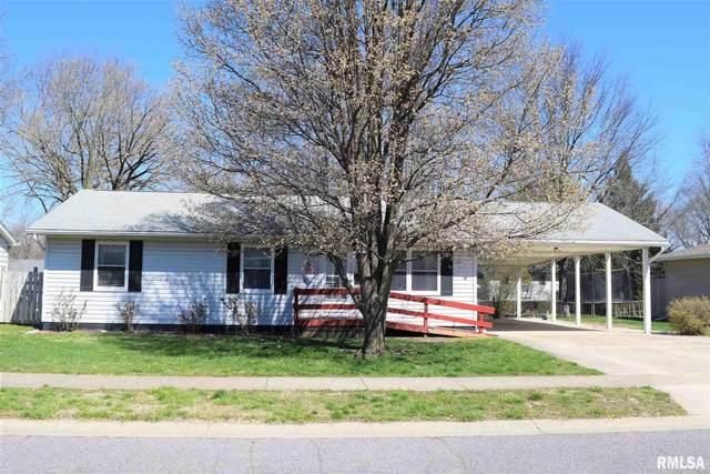 36 Windrush Drive, Jacksonville, IL 62650 (#CA1006026) :: Killebrew - Real Estate Group