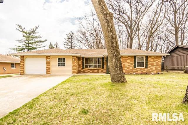 109 Carriage Court, East Peoria, IL 61611 (#PA1223555) :: The Bryson Smith Team