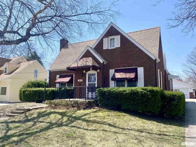 1414 N Cherry Street, Galesburg, IL 61401 (#CA1006042) :: Kathy Garst Sales Team