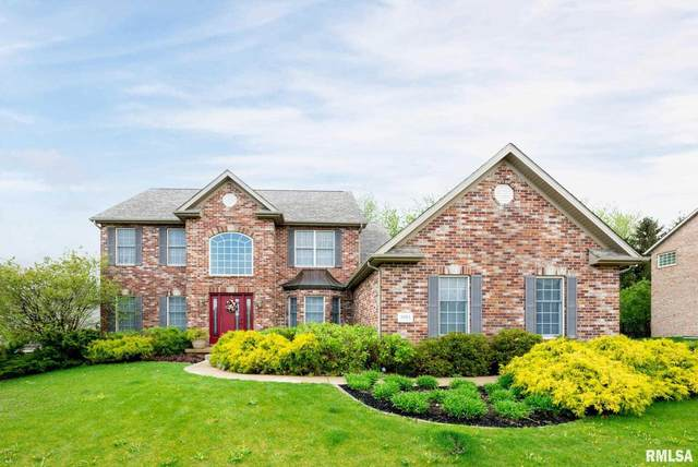 6014 W Eaglecreek Drive, Peoria, IL 61615 (#PA1223573) :: Killebrew - Real Estate Group