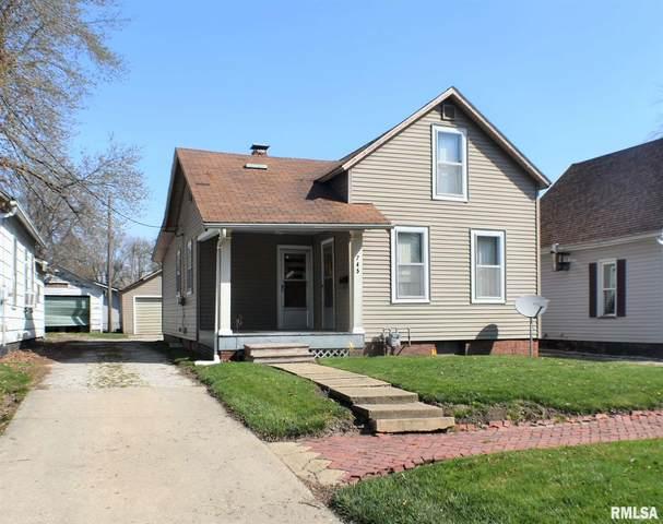 745 E Walnut Street, Canton, IL 61520 (#PA1223614) :: RE/MAX Preferred Choice