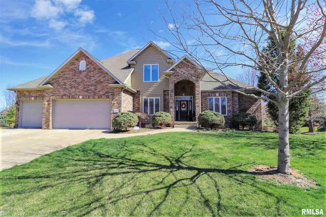 3215 W Summerbend Court, Peoria, IL 61615 (#PA1223639) :: Paramount Homes QC