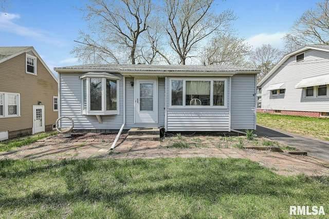 223 Harrison Street, Bartonville, IL 61607 (#PA1223683) :: The Bryson Smith Team