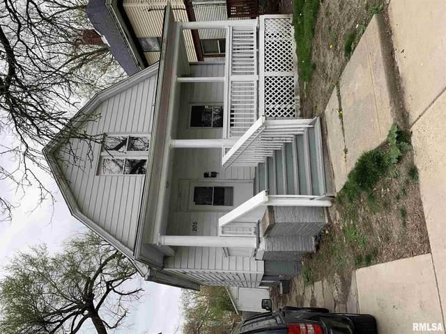 205 E Archer Avenue, Peoria, IL 61603 (#PA1223692) :: Paramount Homes QC