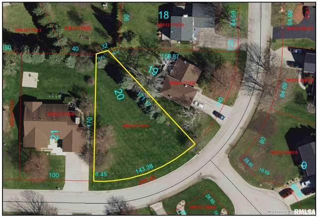 Lot 20 Cornelia Road, Galesburg, IL 61401 (#CA1006129) :: Kathy Garst Sales Team