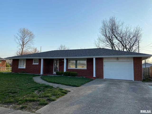 601 Pauline Street, Taylorville, IL 62568 (#CA1006139) :: Kathy Garst Sales Team
