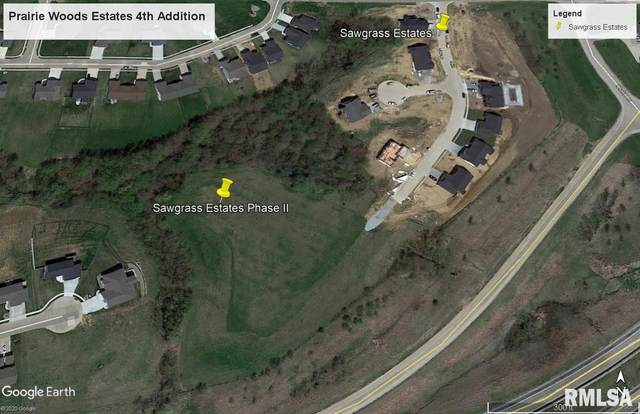 Lot 11 Sweet Wood Lane, Blue Grass, IA 52726 (#QC4220362) :: Paramount Homes QC