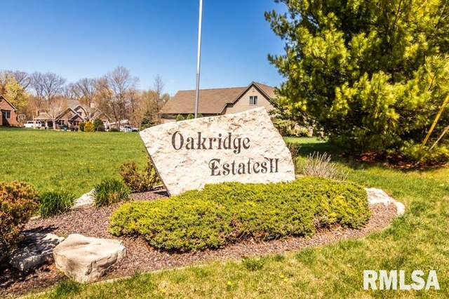 100 Oakridge Court, East Peoria, IL 61611 (#PA1223747) :: The Bryson Smith Team