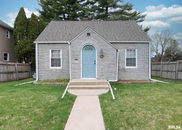 405 45TH Street, Moline, IL 61265 (#QC4220398) :: Paramount Homes QC