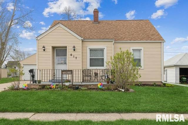 617 13TH Street, De Witt, IA 52742 (#QC4220403) :: RE/MAX Preferred Choice