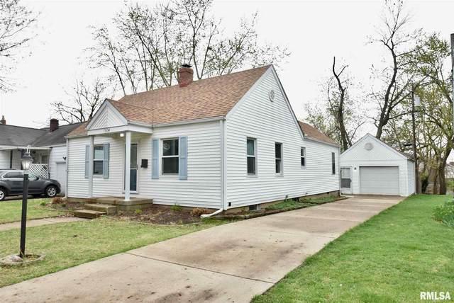1504 W Margaret Avenue, Peoria, IL 61604 (#PA1223753) :: Paramount Homes QC
