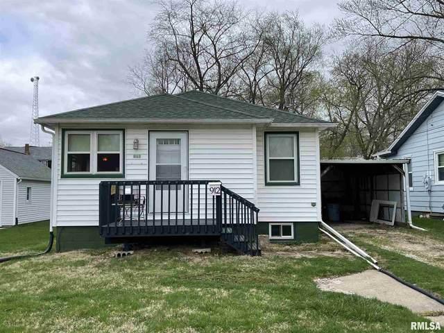 912 Van Buren Avenue, Dixon, IL 61021 (#QC4220432) :: Killebrew - Real Estate Group
