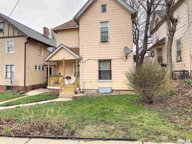708 22ND Street A, Moline, IL 61265 (#QC4220454) :: Nikki Sailor | RE/MAX River Cities