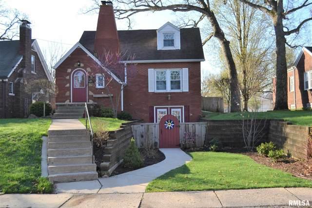 1144 20TH Avenue, East Moline, IL 61244 (#QC4220467) :: Paramount Homes QC