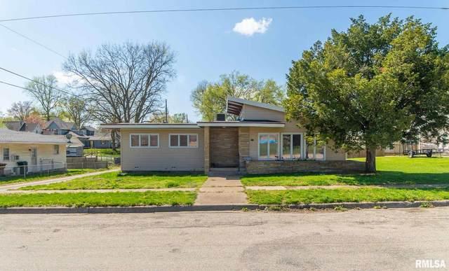 113 Pine, Lincoln, IL 62656 (#CA1006247) :: Kathy Garst Sales Team
