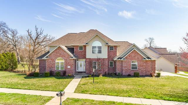 4722 N Weaverridge, Peoria, IL 61615 (MLS #PA1223850) :: BN Homes Group