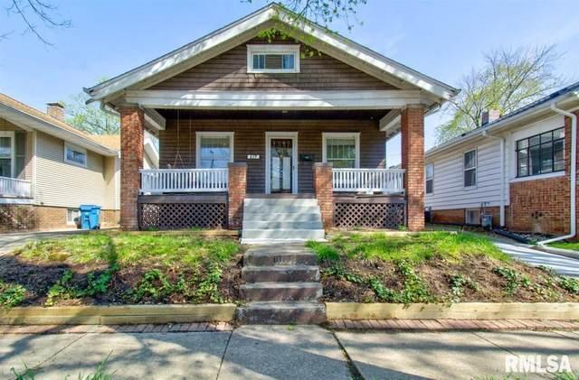 817 W Fayette Avenue, Springfield, IL 62704 (#CA1006252) :: Nikki Sailor | RE/MAX River Cities