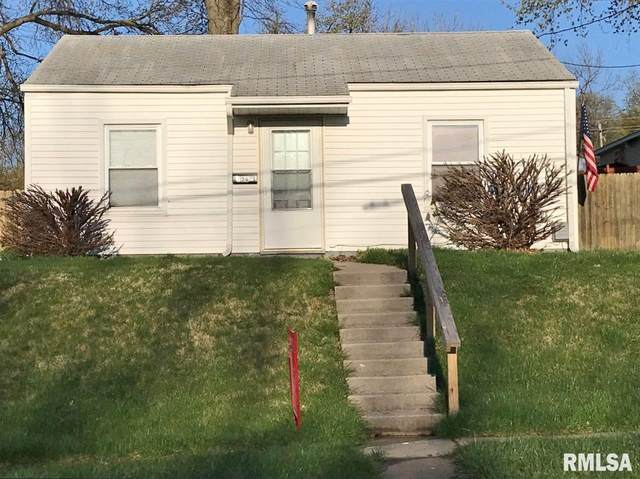128 S Concord Street, Davenport, IA 52804 (#QC4220496) :: Nikki Sailor | RE/MAX River Cities