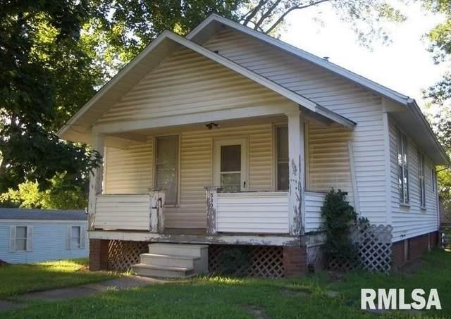 530 W Orchard Street, Macomb, IL 61455 (#PA1223863) :: RE/MAX Preferred Choice
