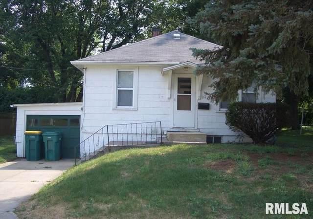 1021 E Jefferson Street, Macomb, IL 61455 (#PA1223867) :: The Bryson Smith Team