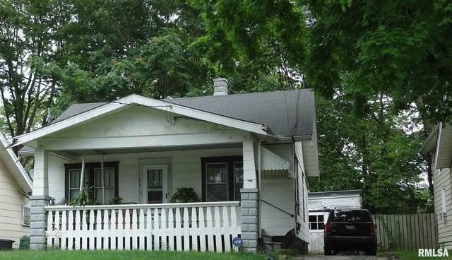 2010 N Ellis Street, Peoria, IL 61604 (#CA1006258) :: Kathy Garst Sales Team